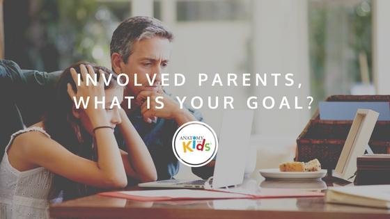 Anatomy for kids, involved, involved parent, brain development