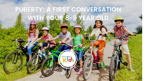 Puberty, adolescence, celebrate puberty, talking about puberty